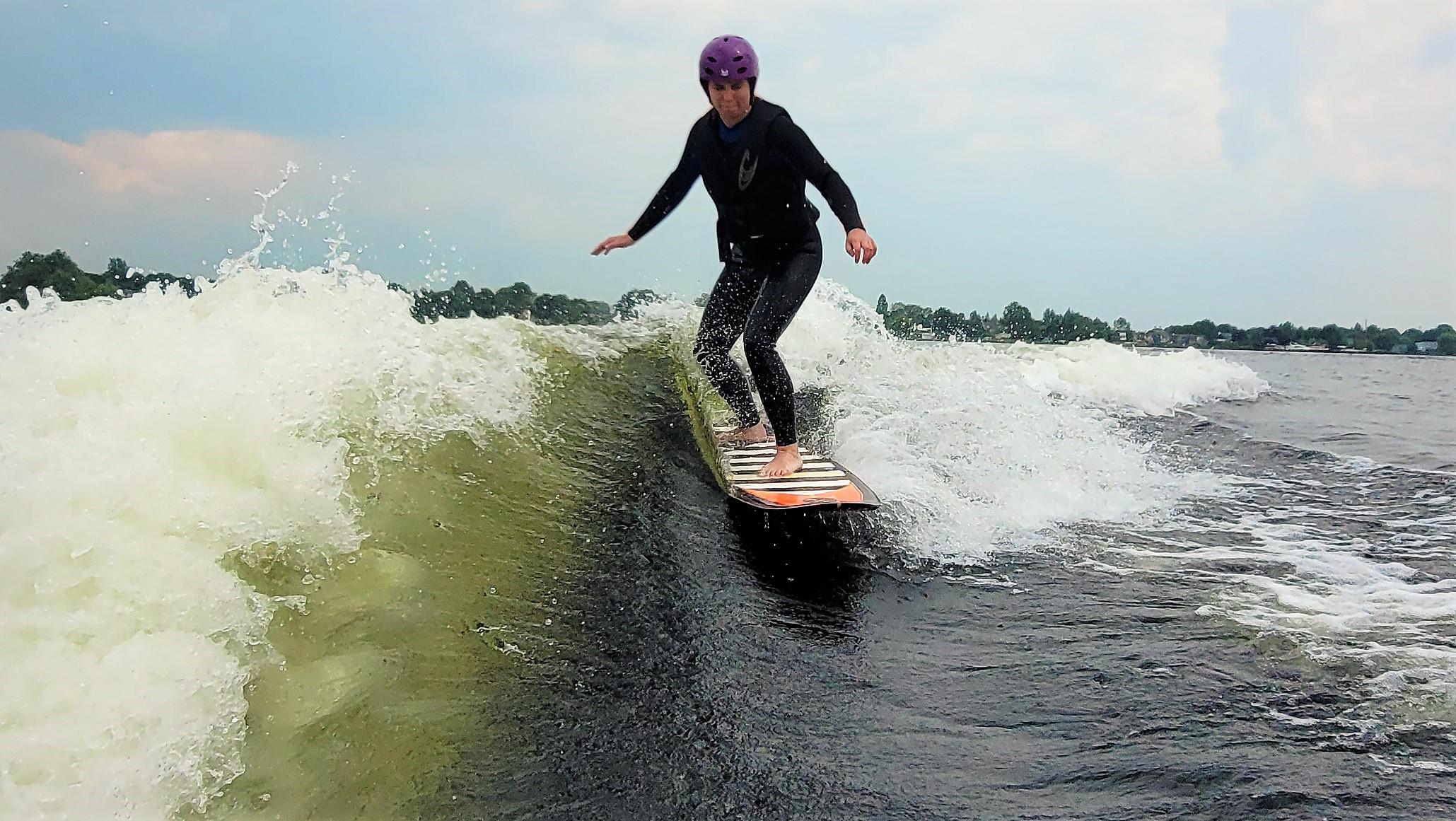 Linda Wakeboardschool Vinkeveen